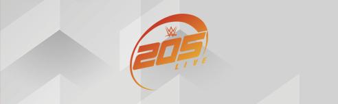 WWE 205 Live 15.11.2019