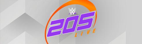 WWE 205 Live 21.05.2019