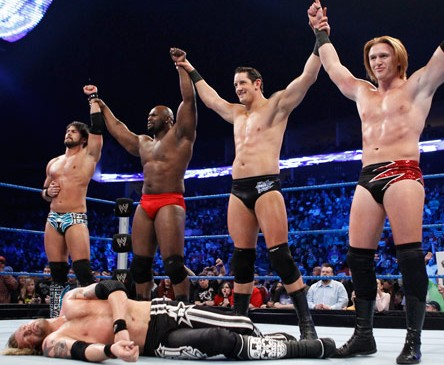 WWE SmackDown 21.01.2011
