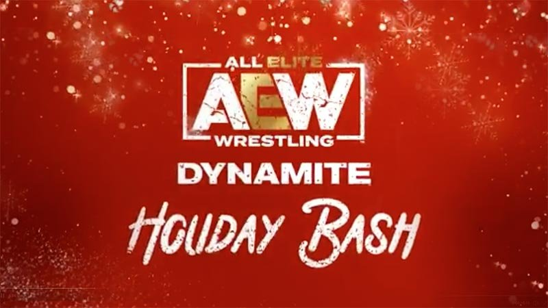 AEW Dynamite: Holiday Bash